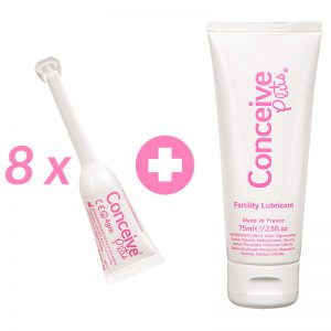 Conceive Plus Aplicadores
